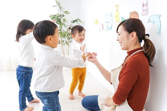 保育士免許を活かすなら、関東で長年の実績がある「ゆくさ」で!
