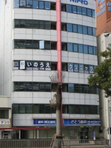 高速神戸駅を上がってスグの好立地もポイント。 JR神戸駅からもすぐで通勤もとっても便利!