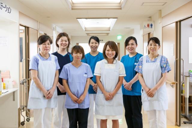 一人ひとりの患者様に合ったオーダーメイドの医療・看護を提供しています。あなたの資格を活かしませんか?