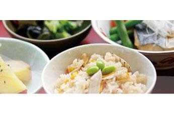 勤務地は岡山市中区にあるケアハウス。福祉に「食」で貢献しませんか?利用者さまのために頑張りましょう!
