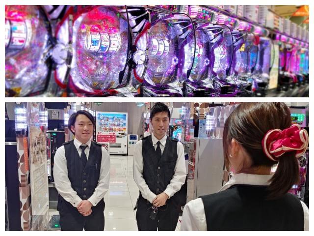 パラダイス白山店 1枚目