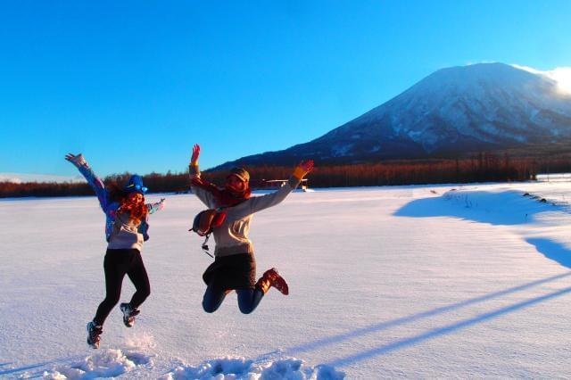 冬だー!!この冬何しよっかな?予定が立ってないなら、北海道でリゾバしちゃいましょ~!