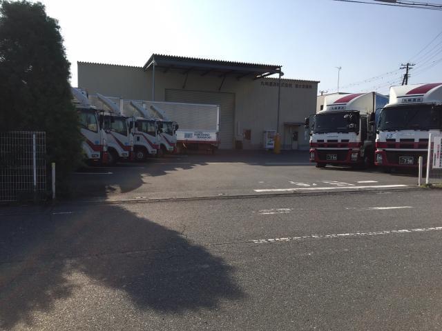 奈良県天理市に本社があり、富士市に営業所を開設しました。新しい車・新しい環境で働いてみませんか。アットホームな会社です。