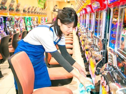 ヒュウマップクリーンサービス ダイナム佐賀鳥栖店(121861)