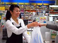 笑顔で挨拶できるなら、すでに応募条件はクリア☆ 初バイト・販売未経験の方、大歓迎ですよ!