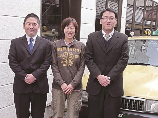 運行管理者の私たちがとことんバックアップ(^-^)二種免許はほとんどの人が2週間でGET!