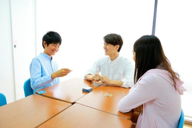 生徒の指導方針については、みんなで考えるので、ひとりで悩むことはありません!