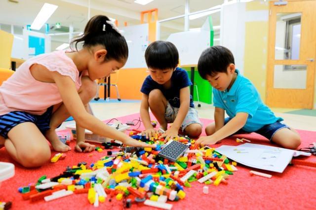 ものづくりには、子どもの数だけ答えがあります。だからこそ、主体的に取り組む力が育まれるんです!