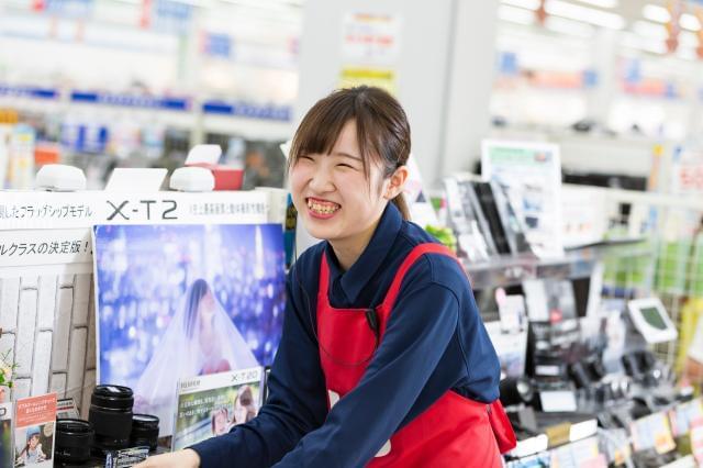 新卒 / 第二新卒(既卒) ケーズデンキの販売スタッフ採用 (新潟・富山・石川・長野)
