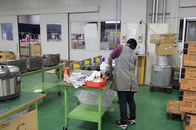 1965年創業。商品陳列器具レンタルのパイオニア企業として、全国展開する安定企業です!