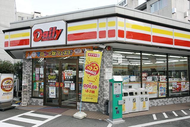 デイリーヤマザキストアー三条京阪店