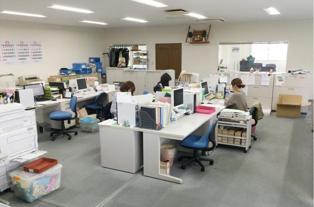 「長期で安心して働きたい」「オフィスワークがしたい」 いろいろな想いを、ここでカタチにしてください。