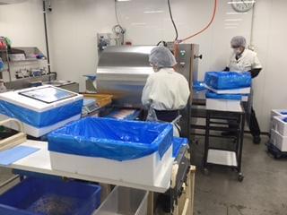 ベイシア 鮭加工所