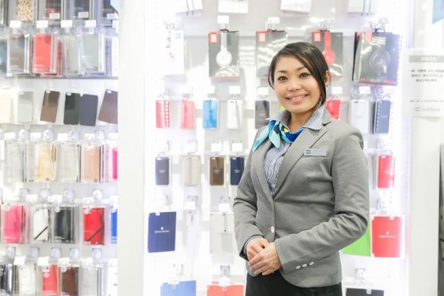 ワイモバイルショップの販売職の募集です。家チカの店舗で働けます!