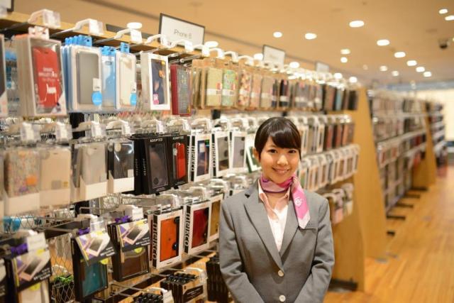ソフトバンクモバイルショップの販売職の募集です。 家ちか店舗で働けます!