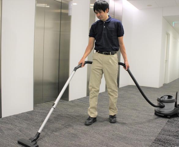 未経験も活躍中!作業手順は慣れるまで丁寧に指導していきます。長く続けられる清掃のお仕事をはじめませんか。