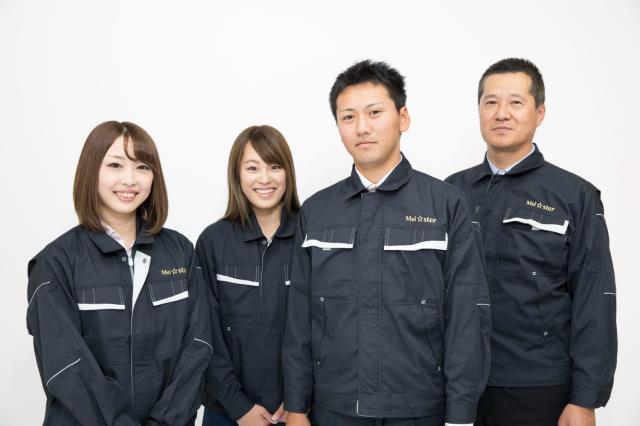製造正社員を積極採用中!!派遣スタッフではなく、正社員の求人です。