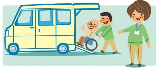 タクシー業界での勤務や、施設での勤務とはまた違う、この仕事ならではのやりがいがあります!!