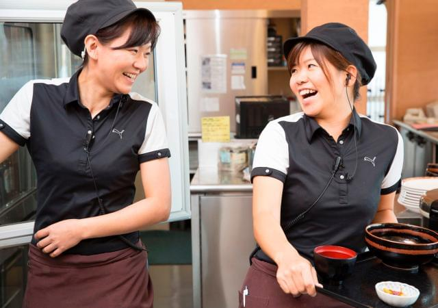 ★★あなたの料理の腕を振るいませんか!★★職場の雰囲気は和気アイアイ♪新しい仕事にチャレンジ!