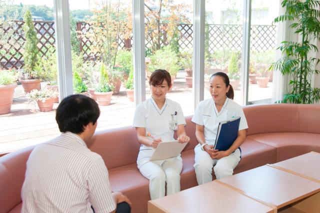 所沢慈光病院は、こころを癒せる場を提供し、その人に合った治療・看護が出来る病院を目指しています。