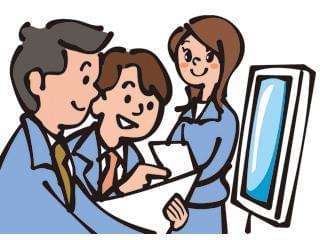 誰もが知る大手企業での勤務! モチベーション・安定・やりがい、すべてが手に入ります。