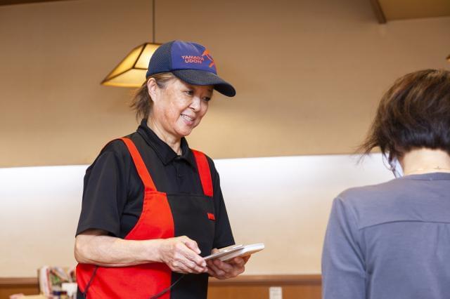 ファミリー食堂 山田うどん食堂 八潮店(店舗番号352)