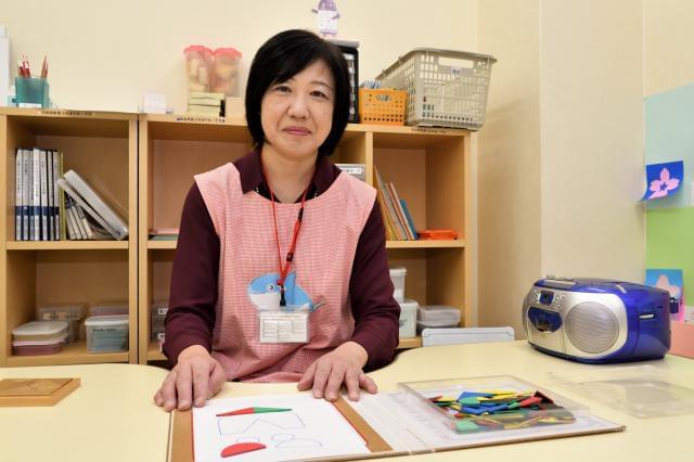 ▼『はまキッズ』教室長青木先生に聞きました!<<実際はどのようにお仕事をされていますか?>>