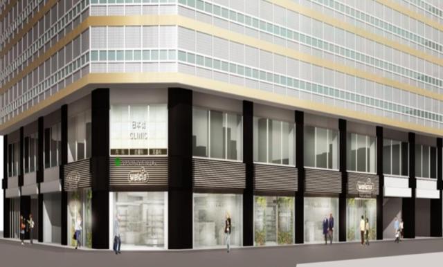 新旧いりまじるビジネス街、日本橋。働く女性たちの新しい癒しのスポットに・・・!!