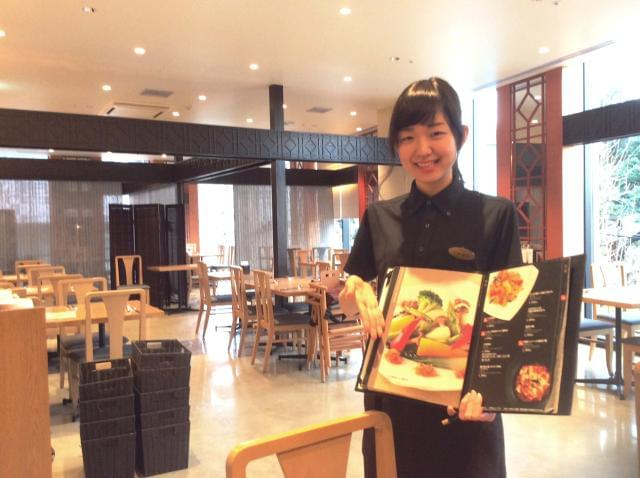 美味しい中華料理にあなたの笑顔を添えて☆ お客さまに素敵なひとときを過ごしていただきましょう!