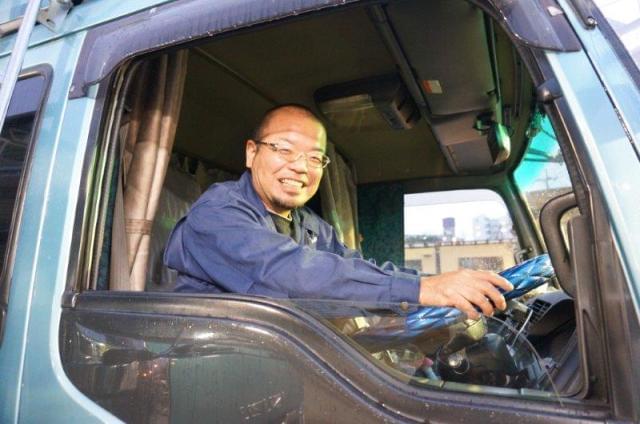 ドライバーデビュー大歓迎♪ 安定の正社員として、イチから経験を積んでみませんか?