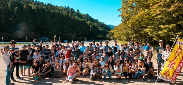 夏にはご家族も呼んで、毎年恒例のBBQ大会♪盛りだくさんのイベントを通して、距離がぐんと縮まりますよ。