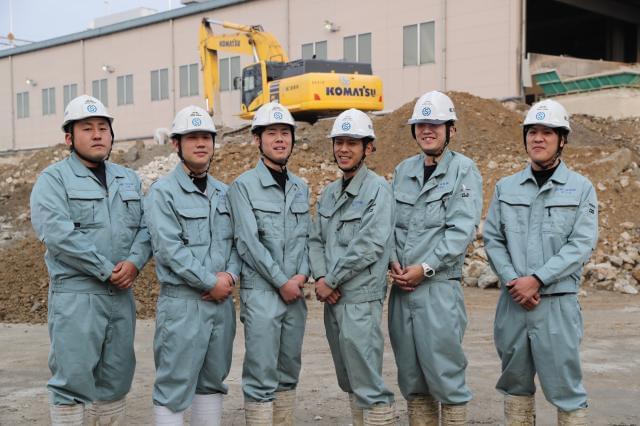 創業より、福岡の街づくりに携わり約71年。100年企業を目指して更なる挑戦を続けます。