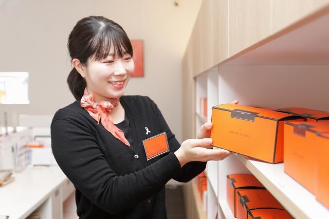 株式会社グランマーブル【接客・販売、店舗運営】