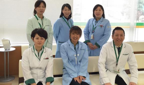 東証一部上場企業・総合メディカルグループの薬局です