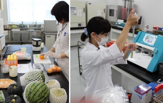 大阪いずみ市民生活協同組合 商品検査センター