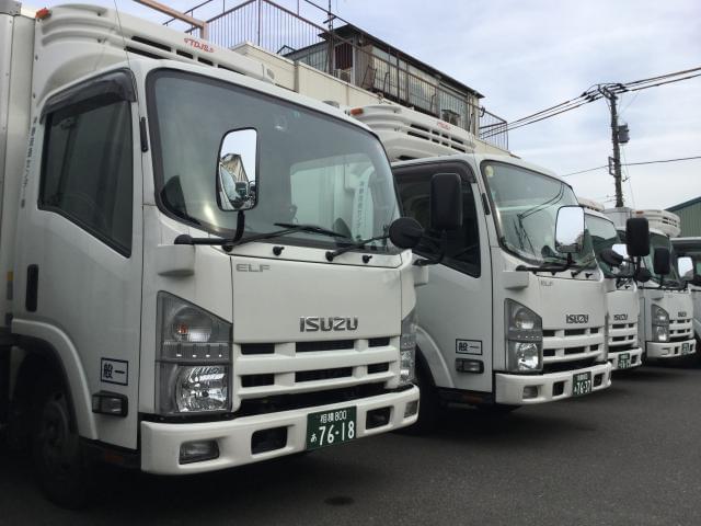 神静流通センター株式会社 綾瀬事業所