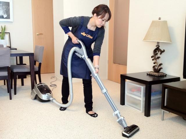 掃除、洗濯、料理など、日常の家事を通じて、お客様に心をこめた「快適な時間」をご提供しましょう!