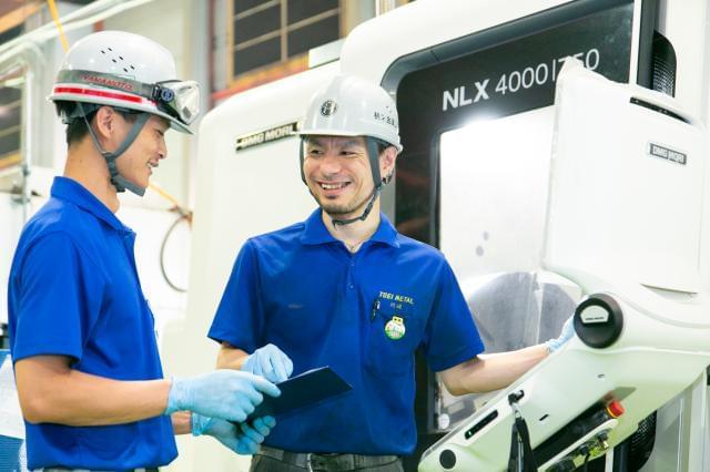 桃栄金属工業株式会社 北関東工場