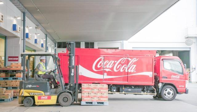 コカ・コーラ ボトラーズジャパンベンディング株式会社 高知西セールスセンター