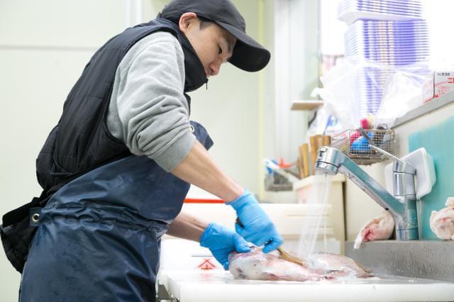 業務スーパー TAKENOKO 上新庄店の求人画像