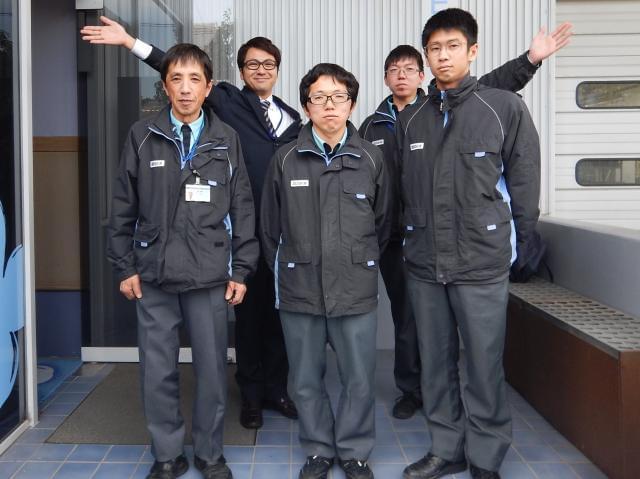 土日祝休み◎時給1,000円◎ 男性活躍中のお掃除ワーク!