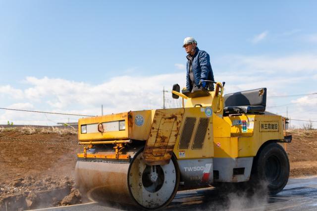 土木施工管理技士、舗装施工管理技術者も在籍。あなたの力でしっかり稼いで、安定した生活を手に入れましょう!
