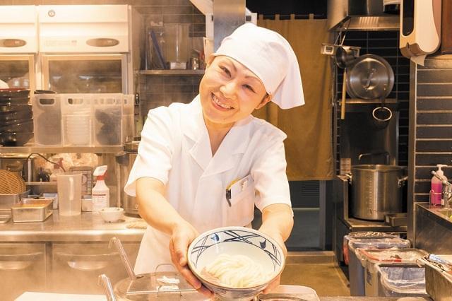 丸亀製麺 飾西店 (No.110440)