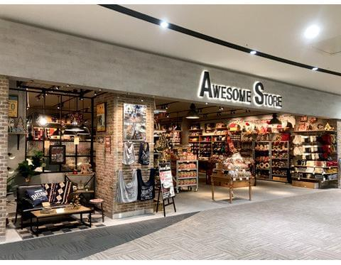AWESOME STORE 1枚目