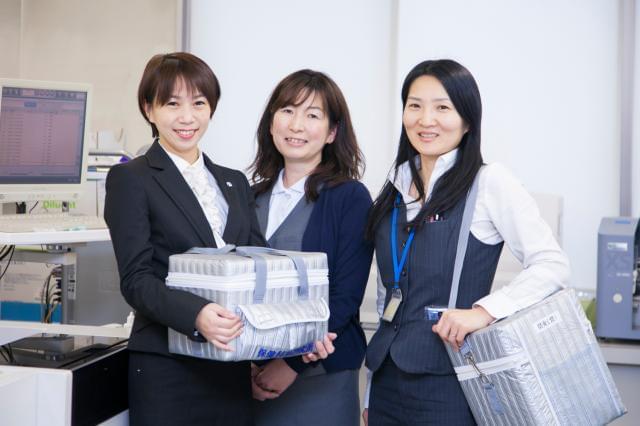 内容 スタッフ 募集 東日本 保健 科学