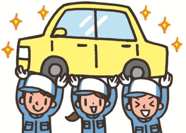 ★車好きな方、資格を活かしてお仕事できますよ!!