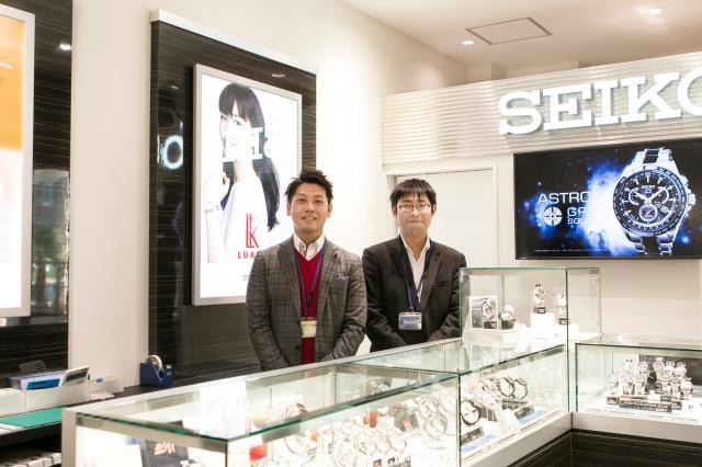 SEIKO OUTLET  広島店/セイコーリテールマーケティング株式会社 1枚目