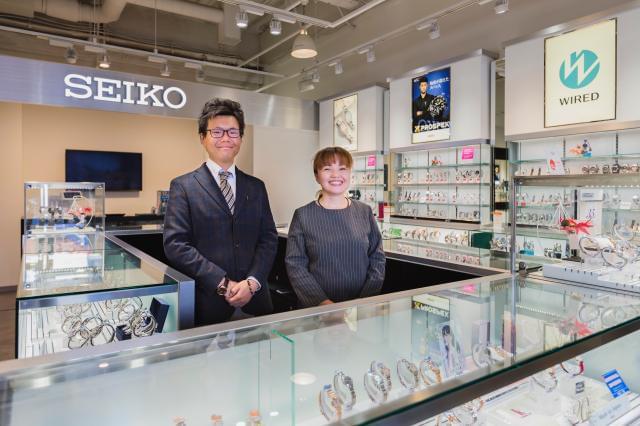SEIKO OUTLET あみ店/セイコーリテールマーケティング株式会社
