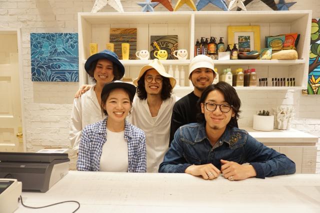 004 有限会社リストリクト(ARKnets) ユニオン通り9店舗合同