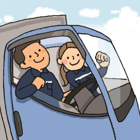 有限会社イトウ運送/高収入&日祝休み&規則正しい運送スケジュールが魅力の近距離ドライバー!入社祝金も支給!